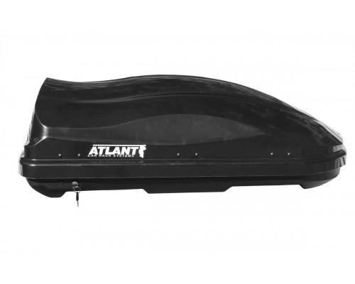 Автомобильный бокс Atlant Diamond 351 черный глянец