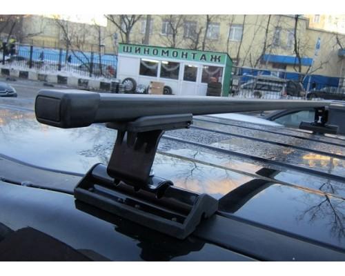 Багажник Интер C-15 в штатные места со стальными дугами