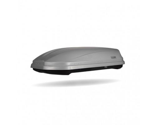 Автомобильный бокс  LUX600 440L серый металлик