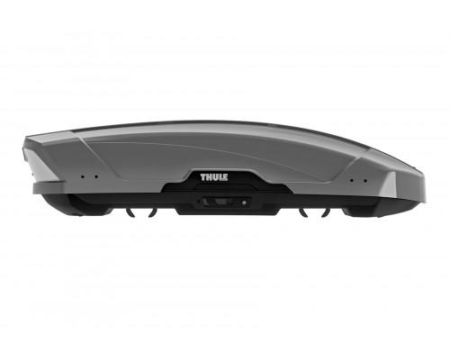 Автомобильный бокс Thule Motion XT M серый глянцевый