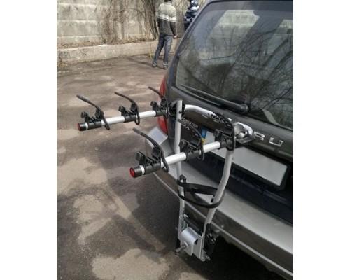 Велокрепление на фаркоп Thule HangOn 974 для 3-х велосипедов
