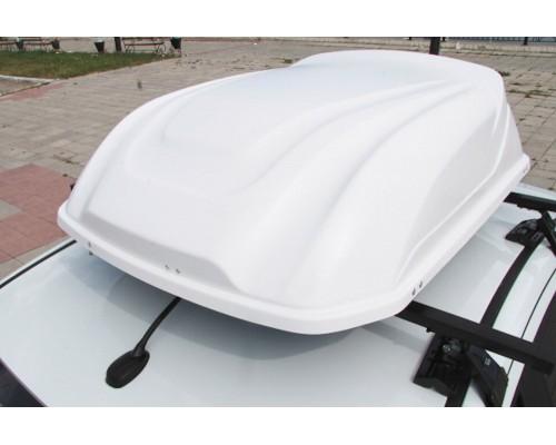 Автомобильный бокс YUAGO Lite белый