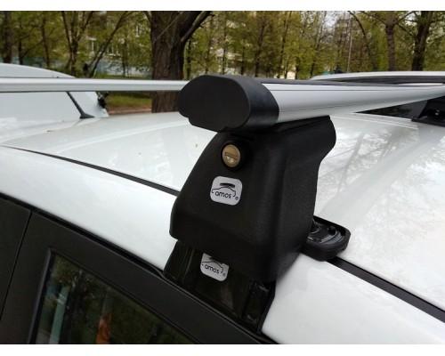 Багажник Inter D-1 NEW Plus с аэродинамическими дугами