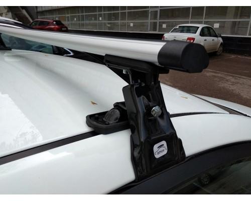 Багажник Inter D-1 NEW с аэродинамическими дугами