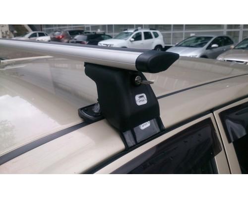 Багажник Amos Dromader D-1 Plus с крыловидными дугами