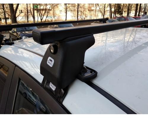 Багажник Amos Dromader D-1 Plus со стальными дугами