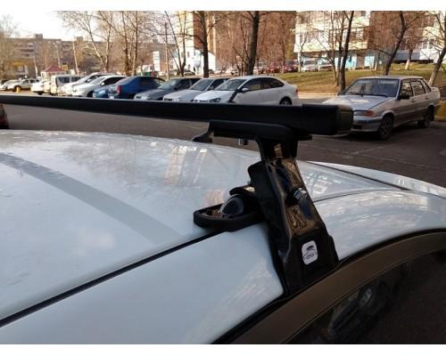 Багажник Inter D-1 NEW со стальными дугами