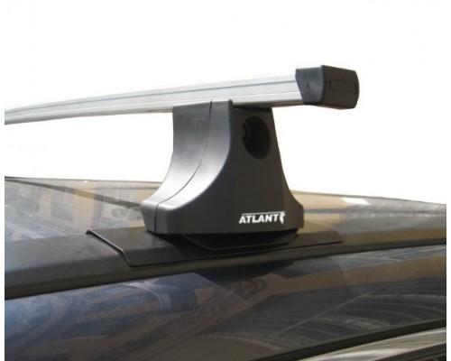 Багажник Atlant с прямоугольными дугами для Honda CR-V 2007-2011