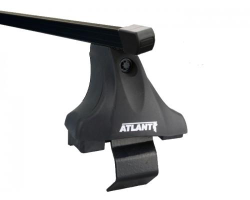 Багажник Atlant New со стальными дугами для Renault Kaptur