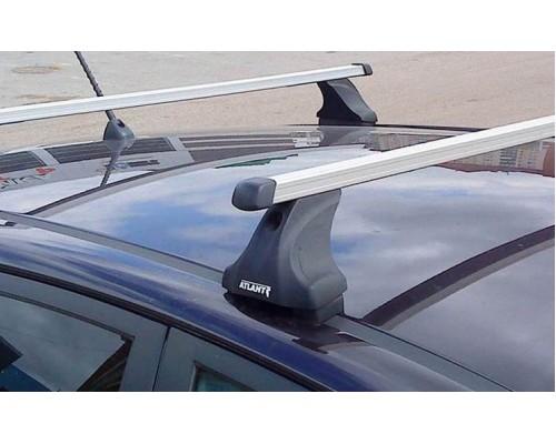 Багажник Atlant New с прямоугольными дугами для Mazda CX-7 2006-2012