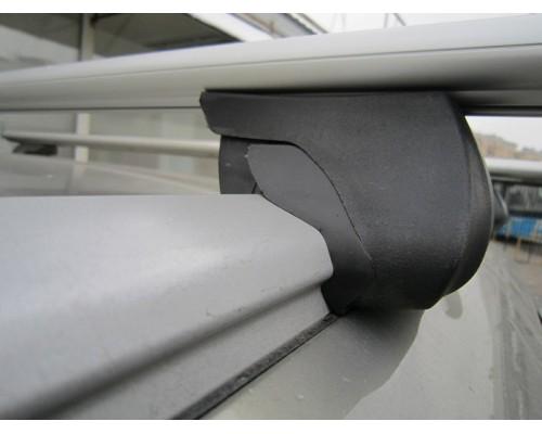 Багажник ИНТЕГРА с аэродинамическими дугами на рейлинги