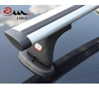 Багажник Amos Koala K7 крыло для Chevrolet Lanos