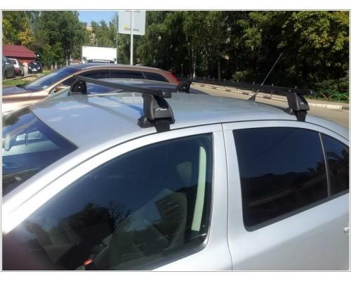 Багажник Люкс Стандарт для Renault Kaptur 2016-