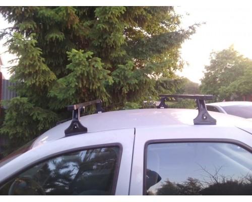 Багажник Delta реечный для Renault Logan
