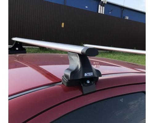 Багажник Inter аэро для Renault Logan