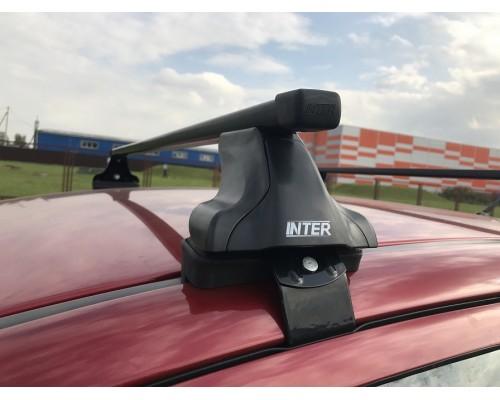 Багажник Inter прямоугольный для Skoda Rapid