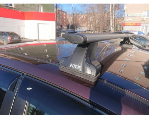 Багажник Inter крыло для Mazda 2