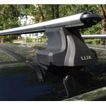 Багажник D-LUX 1 с аэродинамическими дугами