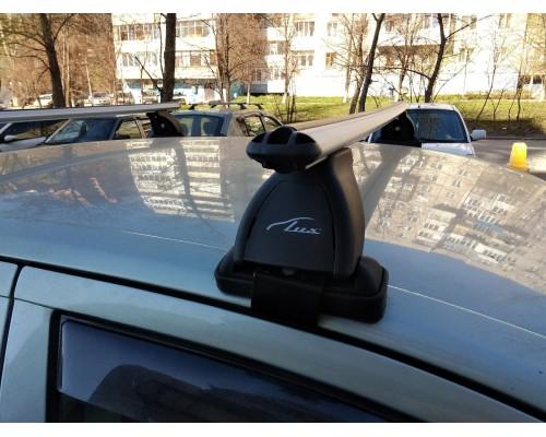 Багажник Люкс Аэро классик для Mitsubishi Colt хэтчбек 2004-2012