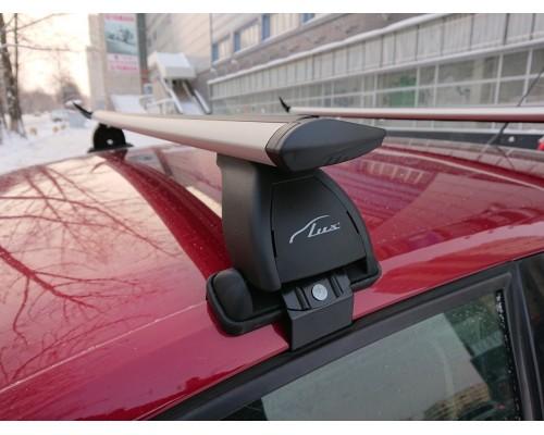 Багажник Люкс Аэро-трэвэл для Skoda Rapid лифтбек 2012-