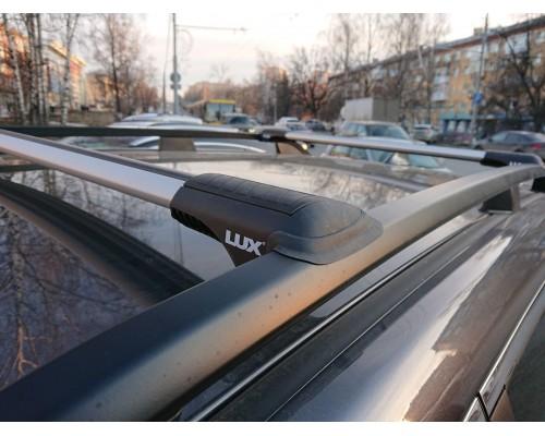 Багажник Lux Хантер L45-R на классические рейлинги