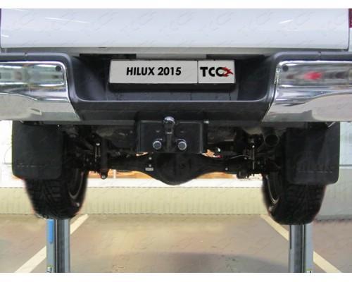 Фаркоп ТСС для Toyota Hilux 2015- / Hilux Exclusive 2018-