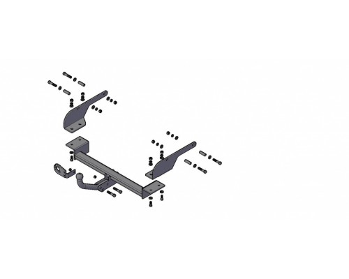 Фаркоп Трейлер для Nissan Almera 2013-2015