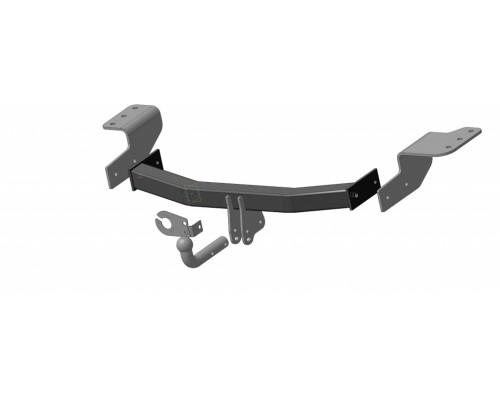 """Фаркоп Трейлер для Toyota Fortuner 2017- (не подходит на авто с функцией """"Свободные руки"""")"""