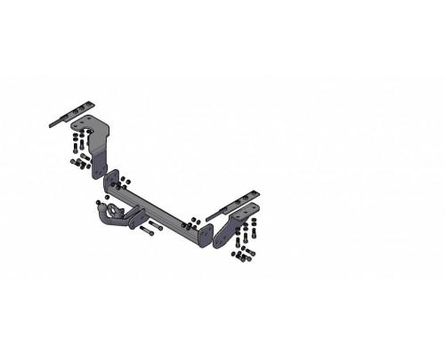 Фаркоп Трейлер для Nissan X-Trail T31 2007-