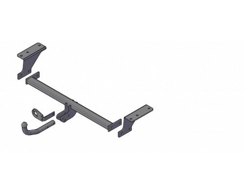 Фаркоп Трейлер для Nissan X-Trail T32 2014-