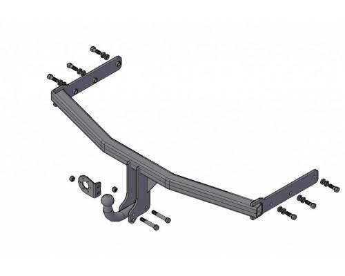 Фаркоп Трейлер для Great Wall Hover H3 2009-2013