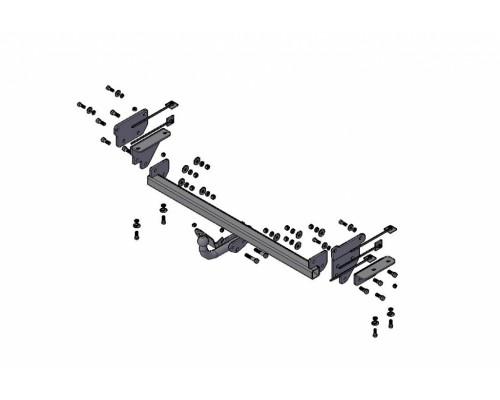 Фаркоп Трейлер для Nissan Qashqai 2006-2014 (кроме Qashqai +2)