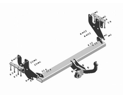 Фаркоп Трейлер для Mitsubishi Lancer 2WD 2008-2012
