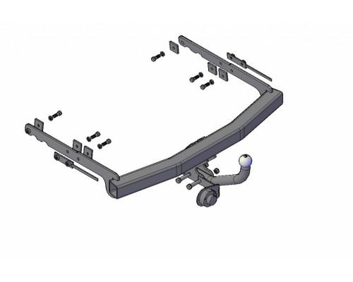 Фаркоп Трейлер для Ford Mondeo 2007-2014 седан/универсал