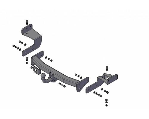 Фаркоп Трейлер для Mitsubishi Pajero Sport 2008-