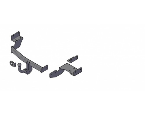 Фаркоп Трейлер для KIA Sorento Prime 4WD 2.2 турбодизель
