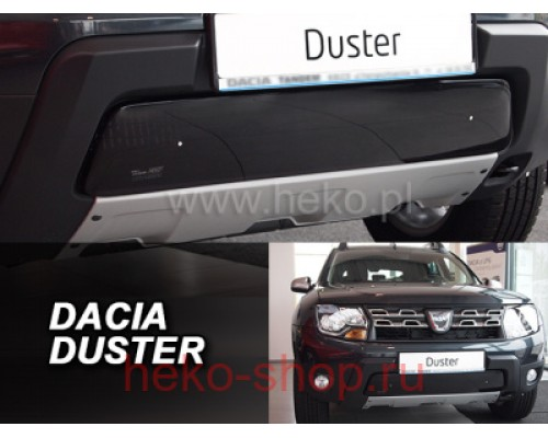 Зимняя защита радиатора Heko для Renault Duster 2012-