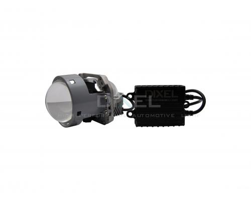 """Светодиодный би-модуль DIXEL 3R Bi-Led 3.0"""" 4500K (EDISON)"""