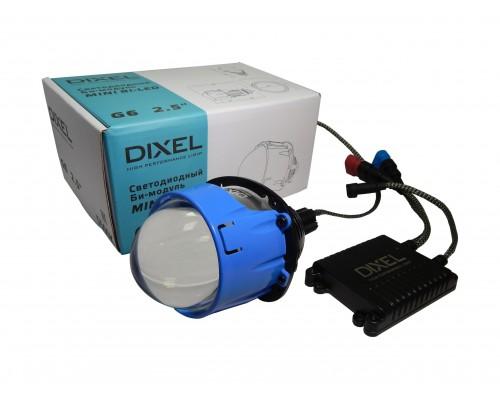 Светодиодный би-модуль DIXEL mini Bi-LED G6 2.5 5500К