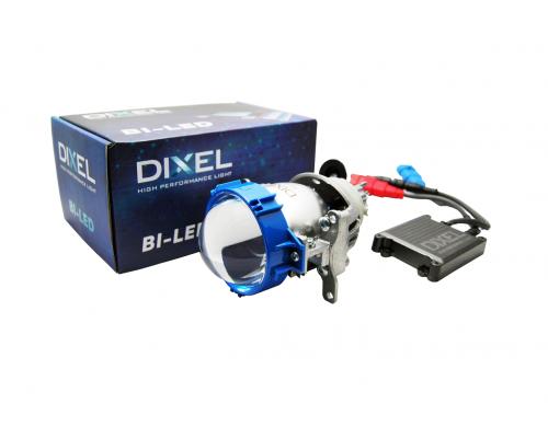 """Светодиодный би-модуль DIXEL mini Bi-LED 3.0"""" V2 5500K"""