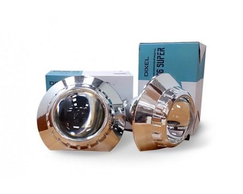 "Би-линзы Dixel G6 MORIMOTO MINI H1 3.0"" с масками №212"