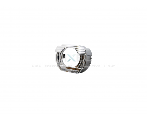 "Маска квадратная с АГ LED для би-линзы Dixel G5 MINI H1 2.0"""