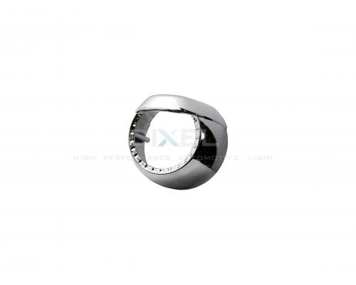 """Маска полукруглая (54 мм.) для би-линзы Dixel G5 MINI H1 2.0"""""""