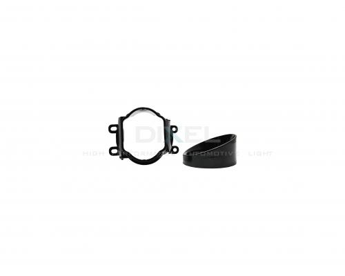 """Рамки переходные №5 для линз в птф Dixel G4 D2H 3.0"""""""