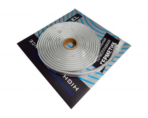 Герметик для фар DIXEL HOT 9,5 mm*4.57M серый