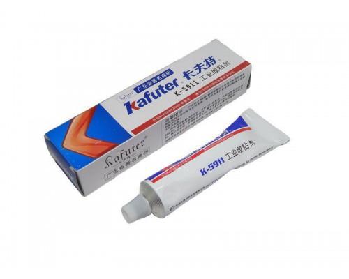 Герметик для фар Kafuter K-5911 (черный)