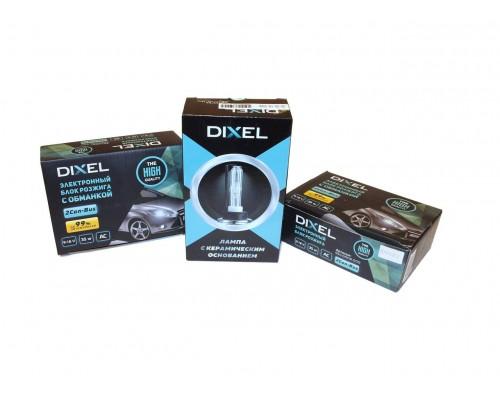 Комплект ксенона Dixel FF3-2CanBus (с обманками)  UXV Ceramick +30%