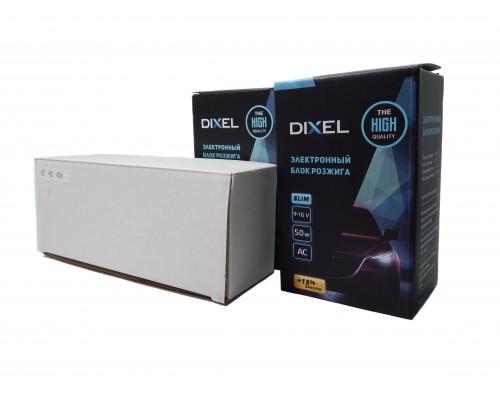 Комплект ксенона Dixel Slim AC 50W 9-16 V