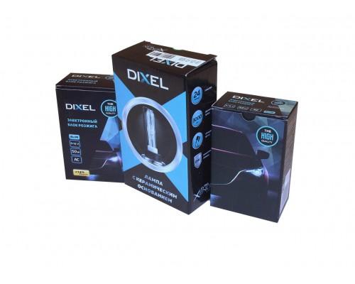 Комплект ксенона Dixel Premium UXV Ceramick +30% 50W 9-16 V