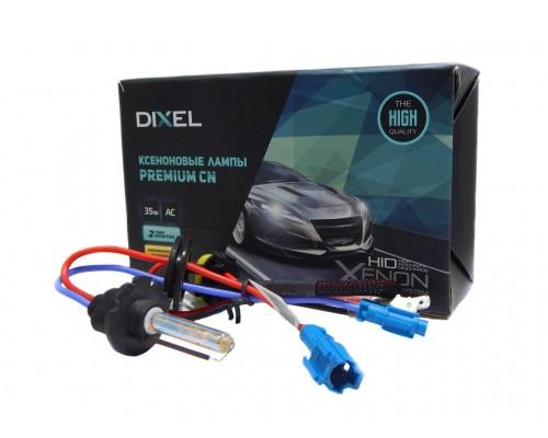Ксеноновые лампы Dixel Premium UXV Ceramick +30% D2H (комплект 2 шт.)